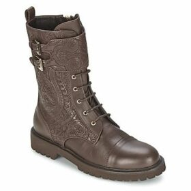 Etro  3084  women's Low Ankle Boots in Brown