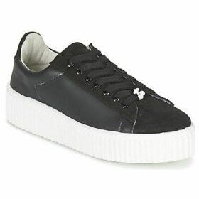 Le Temps des Cerises  TALYS  women's Shoes (Trainers) in Black