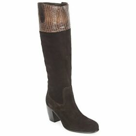 C.Doux  ENZO BOT  women's High Boots in Brown