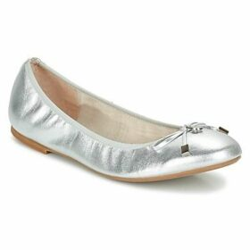 JB Martin  OREANE  women's Shoes (Pumps / Ballerinas) in Silver