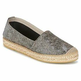 Nome Footwear  GRAPHI  women's Espadrilles / Casual Shoes in Silver