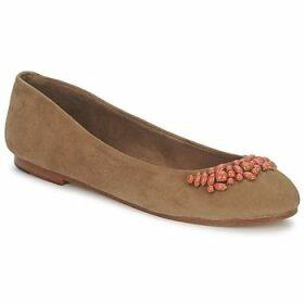 Ambre Babzoe  DUFFY  women's Shoes (Pumps / Ballerinas) in Brown