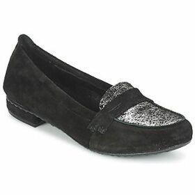 Regard  REMAVO  women's Loafers / Casual Shoes in Black
