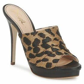 Jerome C. Rousseau  DRAMA  women's Mules / Casual Shoes in Brown