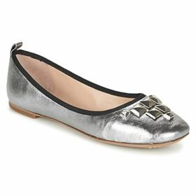 Marc Jacobs  CLEO STUDDED  women's Shoes (Pumps / Ballerinas) in Silver