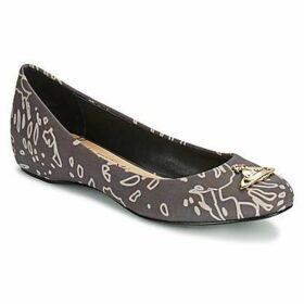 Vivienne Westwood  HARA II  women's Shoes (Pumps / Ballerinas) in Grey