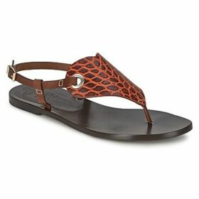 Vivienne Westwood  VW-0070B  women's Sandals in Brown