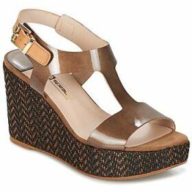 Spiral  PAULA  women's Sandals in Brown