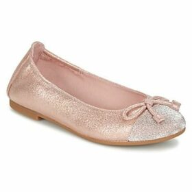 Unisa  DINO  women's Shoes (Pumps / Ballerinas) in Pink