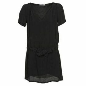 See U Soon  CAYLA  women's Dress in Black