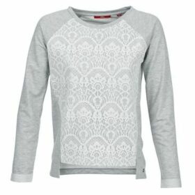 S.Oliver  JOSETTE  women's Sweatshirt in Grey