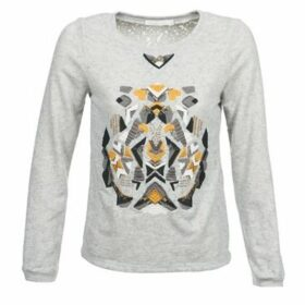 See U Soon  CLAUDI  women's Sweatshirt in Grey