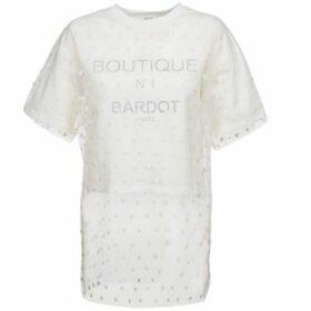 Brigitte Bardot  ANASTASIE  women's Sweatshirt in White