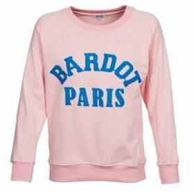Brigitte Bardot  ANAIS  women's Sweatshirt in Pink