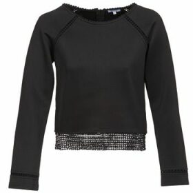 Brigitte Bardot  AMELIE  women's Sweatshirt in Black