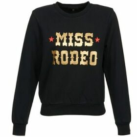 American Retro  MIRKO  women's Sweatshirt in Black