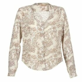DDP  GORINA  women's Shirt in Beige