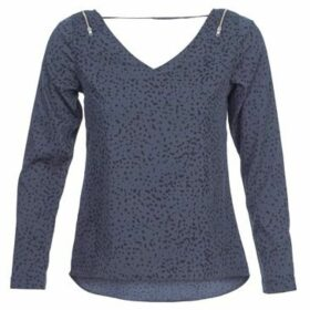 DDP  LISETTE  women's Blouse in Blue