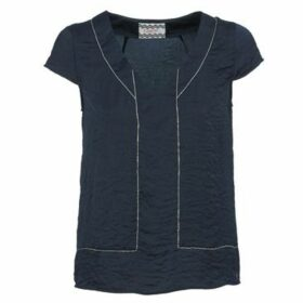 Chipie  EMMA  women's Blouse in Blue