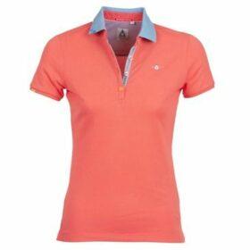 Gaastra  MINUTE  women's Polo shirt in Orange