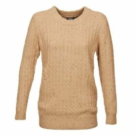 Wesc  HOLLIE  women's Sweater in Beige