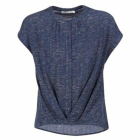 See U Soon  7111108  women's Blouse in Blue