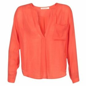See U Soon  7113078  women's Blouse in Orange