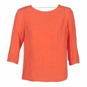 See U Soon  7112011  women's Blouse in Orange