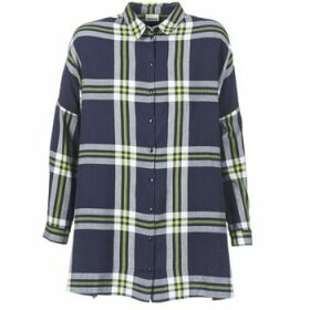 Noisy May  ERIK  women's Shirt in Blue