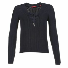 S.Oliver  TOUBIDELLE  women's Sweater in Blue
