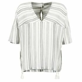 Stella Forest  OWONI  women's Blouse in White