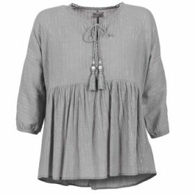 Stella Forest  PATEGI  women's Blouse in Grey