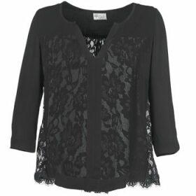 Stella Forest  STIRPIA  women's Blouse in Black