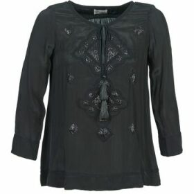 Stella Forest  STORILA  women's Blouse in Black