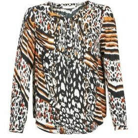 See U Soon  CABRI  women's Blouse in Multicolour