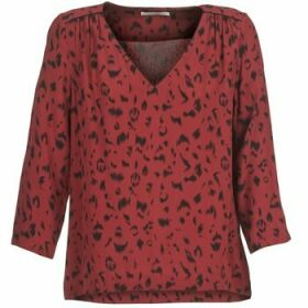 See U Soon  TRIRIVIER  women's Blouse in Red