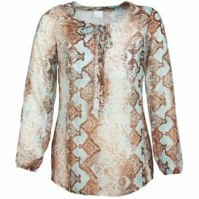 Alba Moda  LOTTA  women's Blouse in Brown