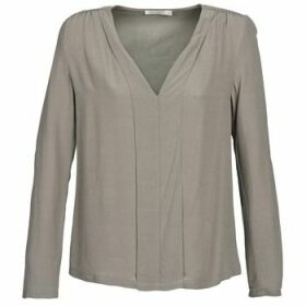 See U Soon  CHARLOTTE  women's Blouse in Grey