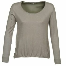 See U Soon  CARLY  women's Sweater in Brown
