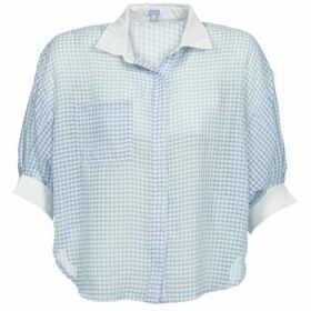 Brigitte Bardot  AMARANTE  women's Shirt in Blue