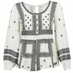 Stella Forest  ANTONETA  women's Blouse in White