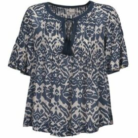 Stella Forest  ANNAICK  women's Blouse in Blue