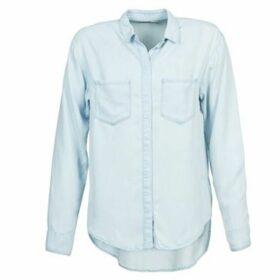Calvin Klein Jeans  ARCHWAY SHIRT  women's Shirt in Blue