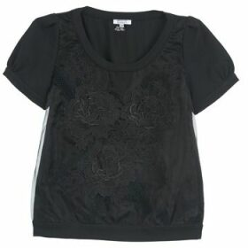 Brigitte Bardot  BB44160  women's Blouse in Black