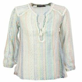 Antik Batik  CABANA  women's Blouse in Multicolour