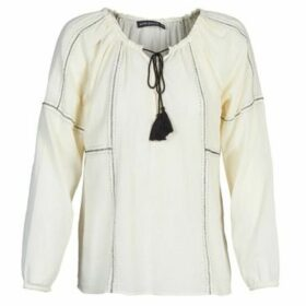 Antik Batik  SUSIE  women's Blouse in White
