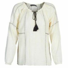 Antik Batik  SUSIE  women's Blouse in White