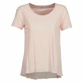 Bensimon  SHAD  women's T shirt in Pink