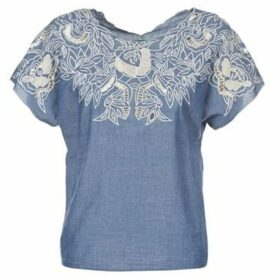 Bensimon  AZUCA  women's Blouse in Blue