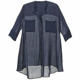 Joseph  HEATHER  women's Blouse in Blue